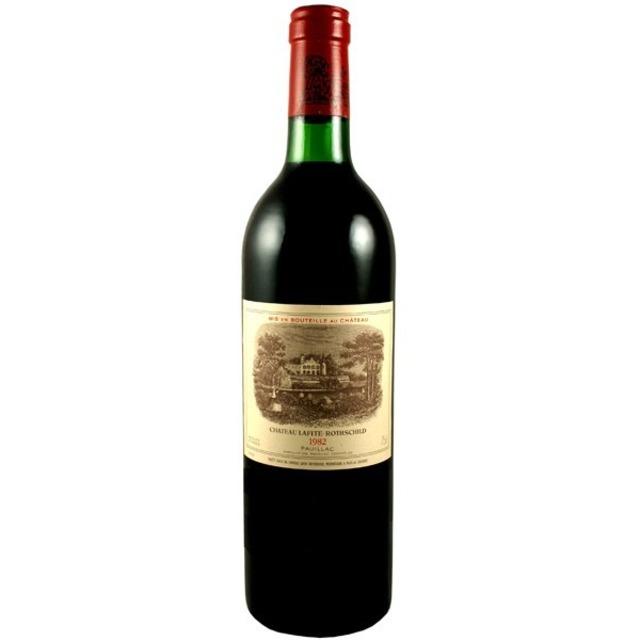 Pauillac Red Bordeaux Blend 1982