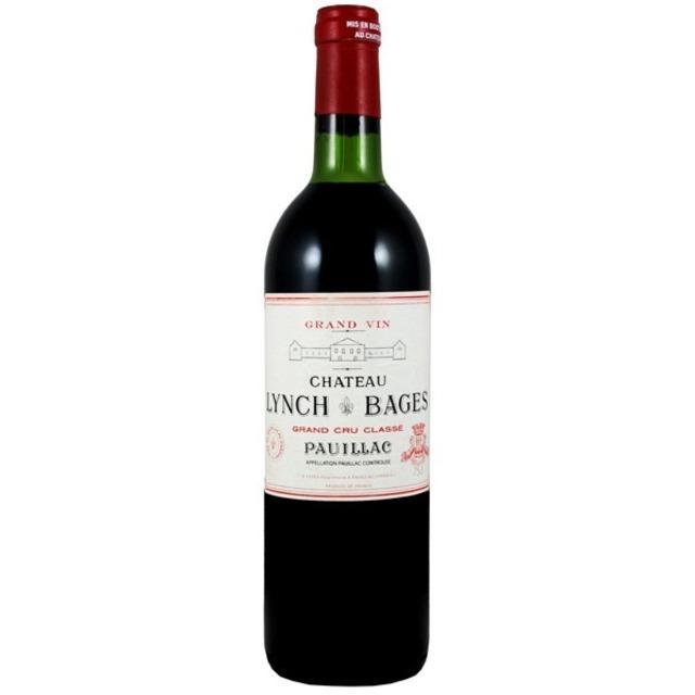 Pauillac Red Bordeaux Blend 1989