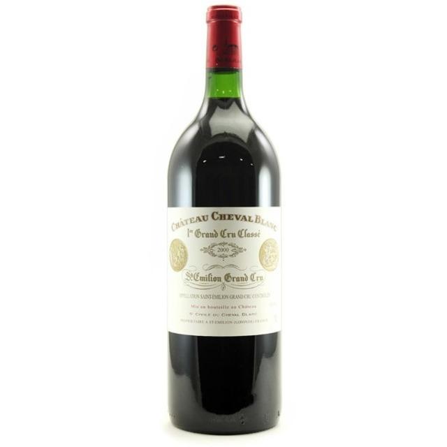 St. Émilion Red Bordeaux Blend 2000 (1500ml)