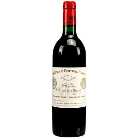 Château Cheval Blanc St. Émilion Red Bordeaux Blend 1990