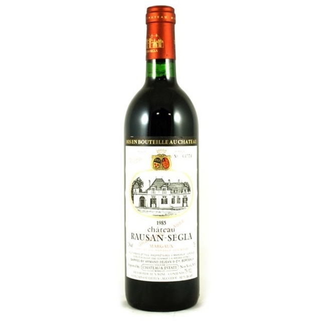 Margaux Red Bordeaux Blend 1985