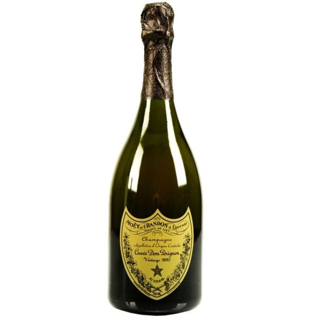 Dom Pérignon Brut Champagne Blend 1990