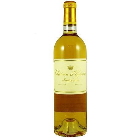 Château d'Yquem Sauternes Sémillon-Sauvignon Blanc Blend 1990
