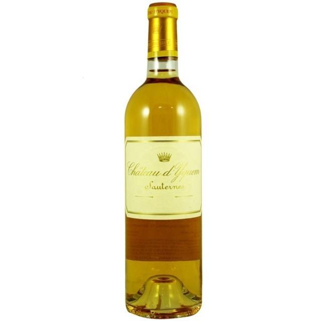 Sauternes Sémillon-Sauvignon Blanc Blend 1990