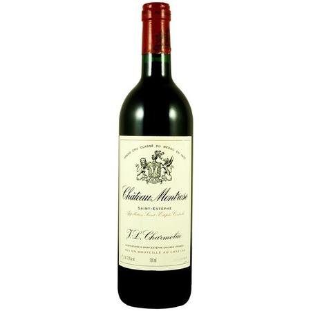 Château Montrose Saint-Estèphe Red Bordeaux Blend 1989