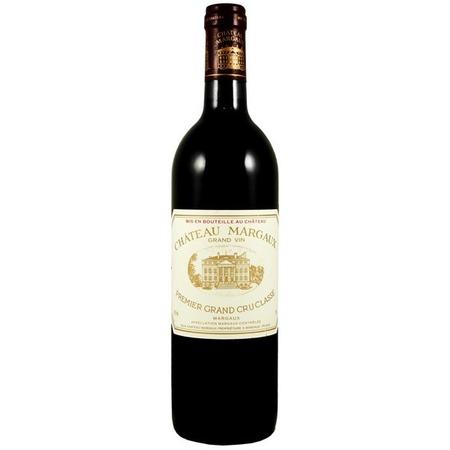 Château Margaux Margaux Premier Grand Cru Classé Red Bordeaux Blend 1990