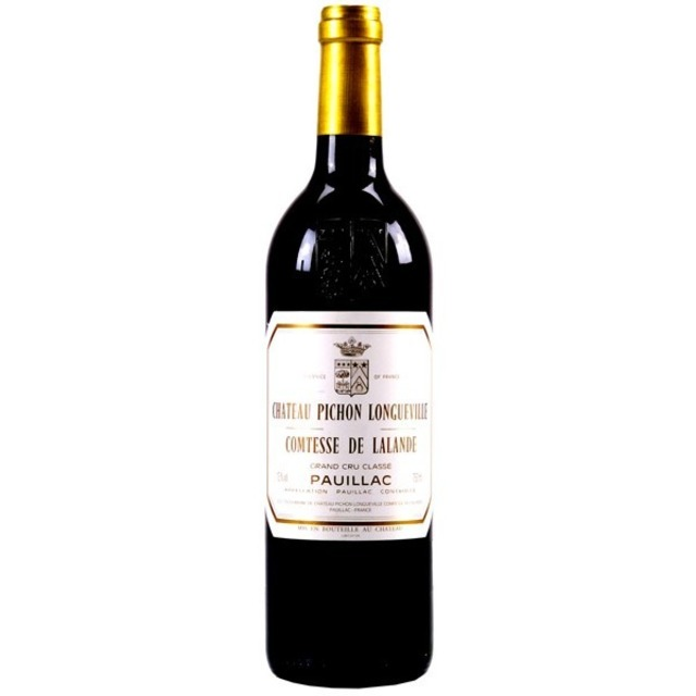 Comtesse de Lalande Pauillac Red Bordeaux Blend   2004