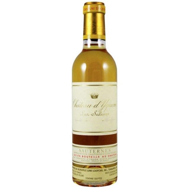 Sauternes Sémillon-Sauvignon Blanc Blend 2000 (375ml)