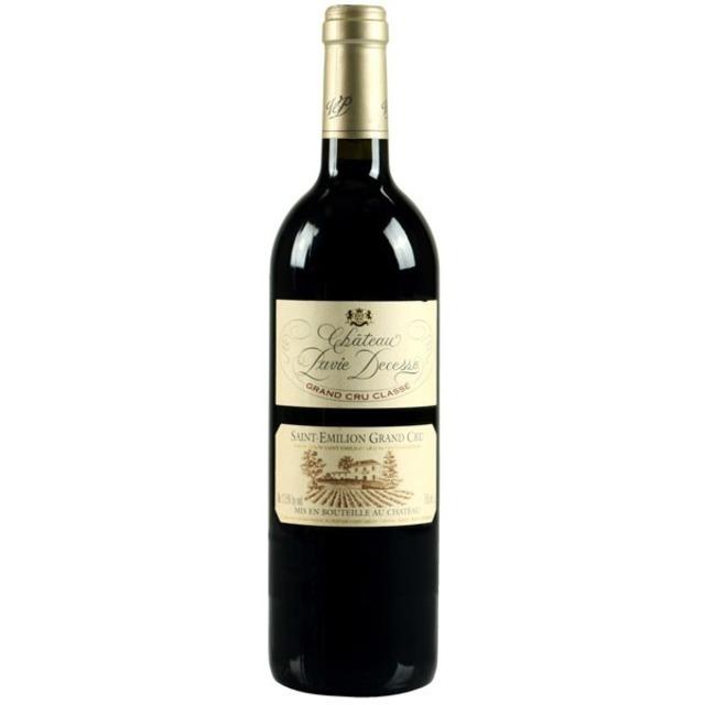 Saint Emilion Red Bordeaux Blend 2000