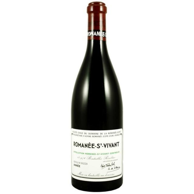 Romanée-St. Vivant Pinot Noir 2002