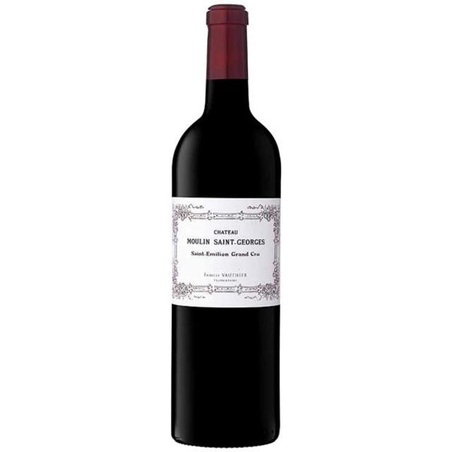 Saint Émilion Red Bordeaux Blend 2003