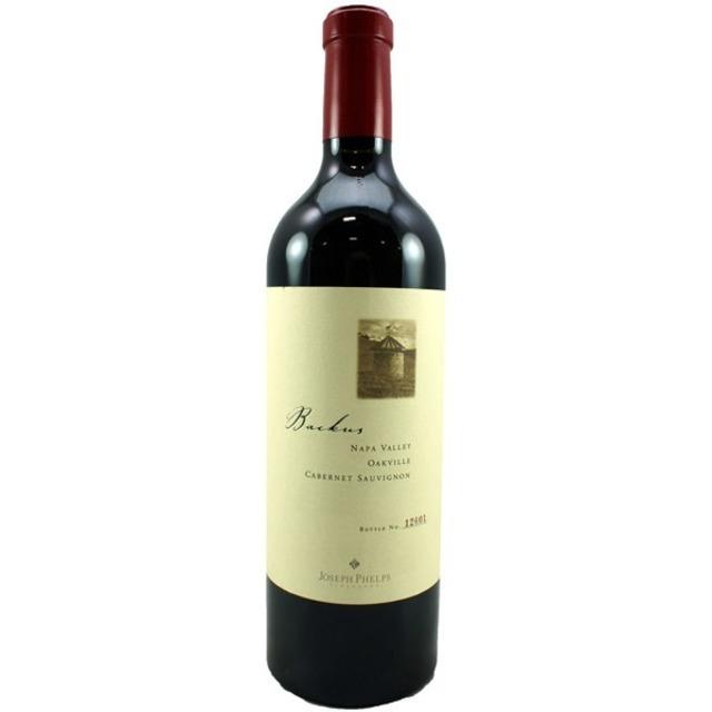 Backus Vineyard Cabernet Sauvignon 1985