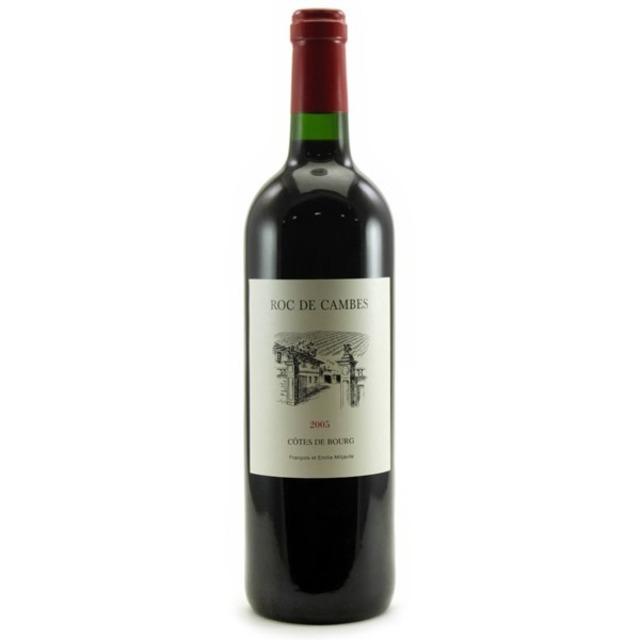 Côtes de Bourg Red Bordeaux Blend 2005