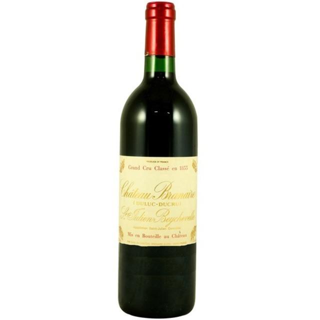 St. Julien Red Bordeaux Blend 1982