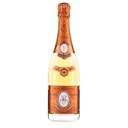 Louis Roederer Cristal Brut Champagne Chardonnay Pinot Noir Blend 2000