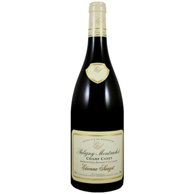 Champ Canet Puligny-Montrachet 1er Cru Chardonnay 2012