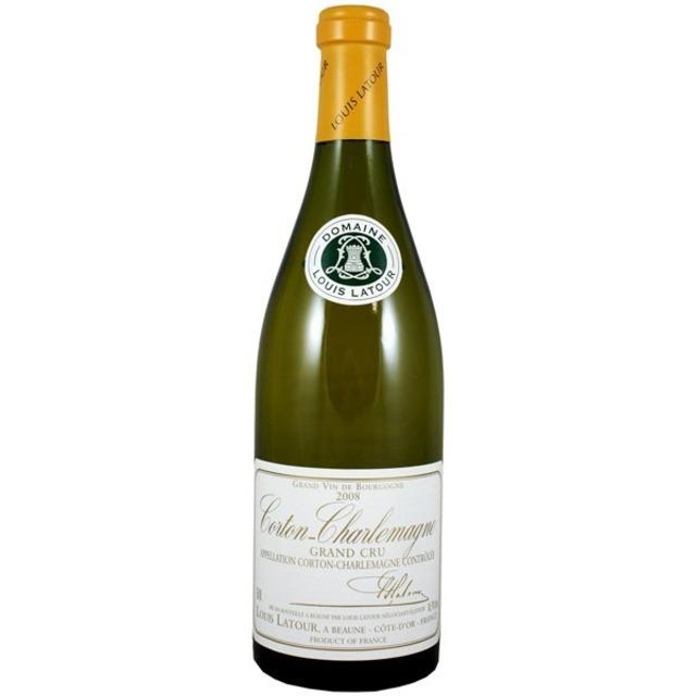 Corton-Charlemagne Grand Cru Chardonnay 2008
