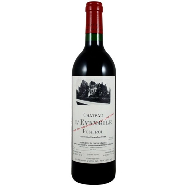 Pomerol Red Bordeaux Blend 1998