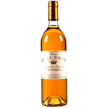 Château Rieussec Sauternes Sémillon-Sauvignon Blanc Blend 1986