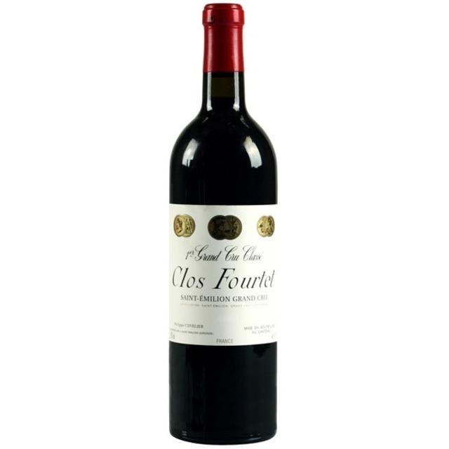 Saint-Émilion Red Bordeaux Blend 2012