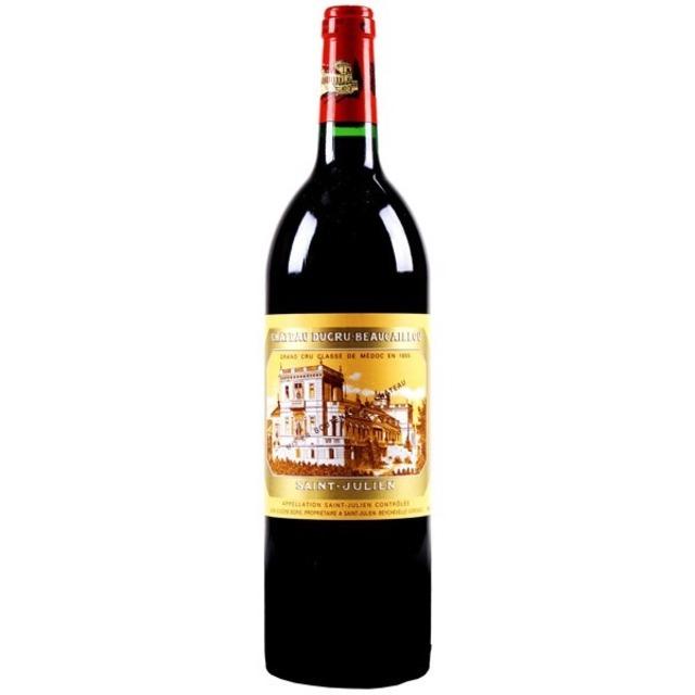 Saint-Julien Red Bordeaux Blend 2001 (1500ml)
