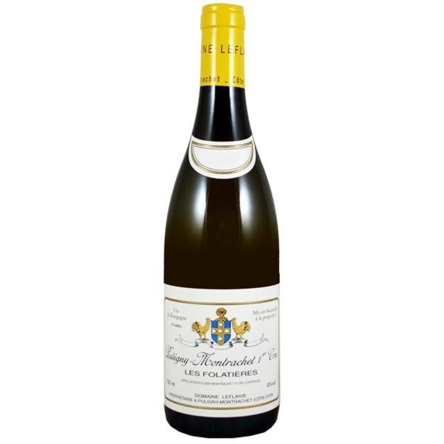 Les Folatières Puligny-Montrachet 1er Cru Chardonnay 2011