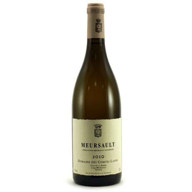 Meursault Chardonnay 2010