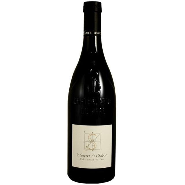 Le Secret des Sabon Châteauneuf-du-Pape Red Rhone Blend 2009 (1500ml)