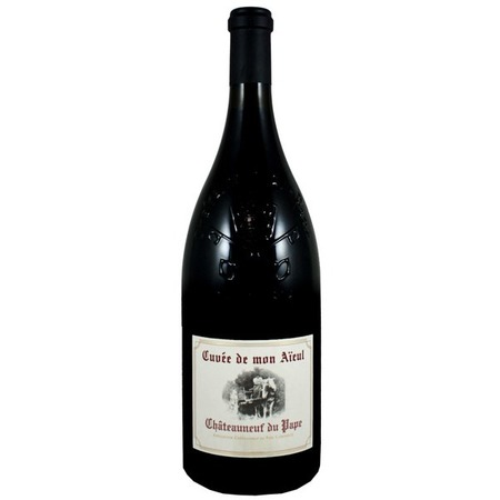 Domaine Pierre Usseglio & Fils Cuvée De Mon Aïeul Châteauneuf-du-Pape Red Rhone Blend 2007 (1500ml)