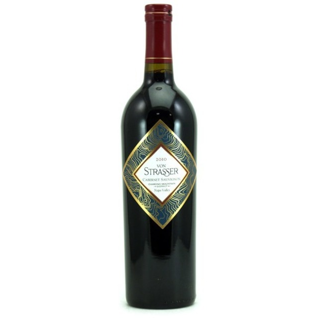 Diamond Mountain District Cabernet Sauvignon 2010