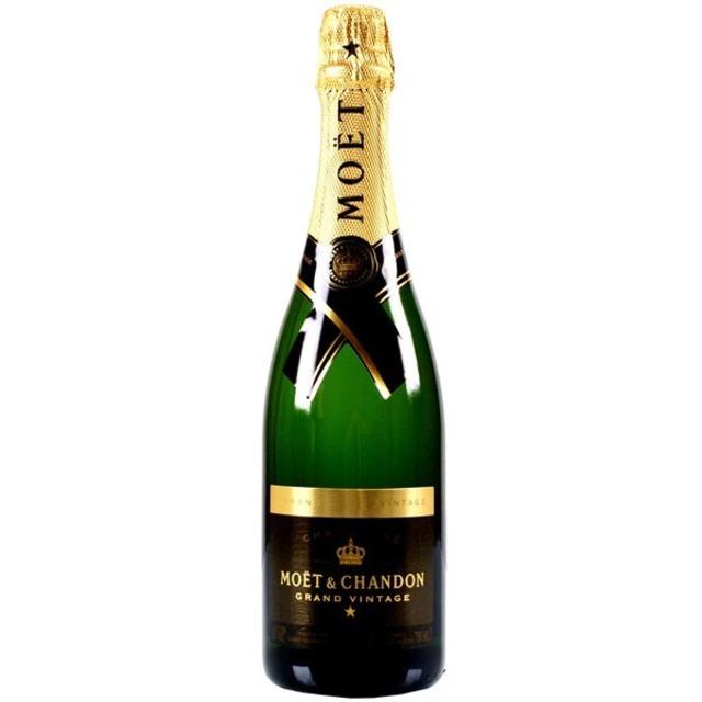 Grand Vintage Brut Champagne Blend 2002