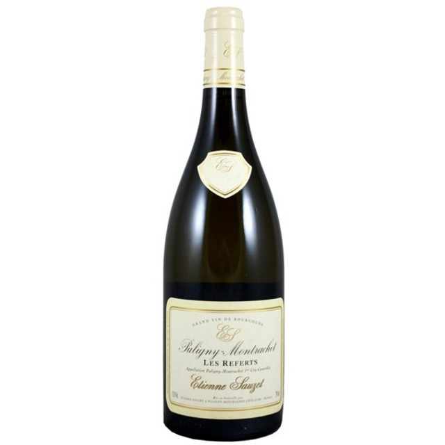 Les Referts Puligny-Montrachet 1er Cru Chardonnay 2011