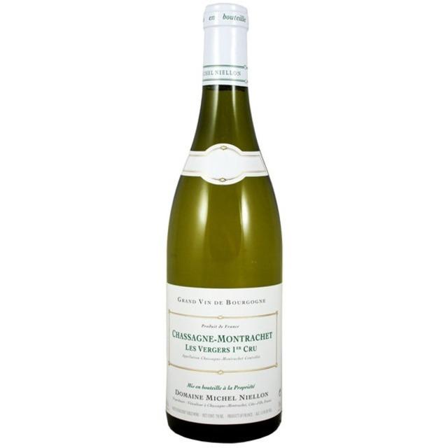 Les Vergers Chassagne-Montrachet 1er Cru Chardonnay 2011