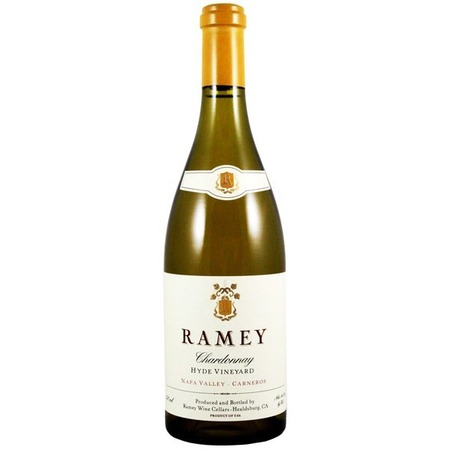Ramey Wine Cellars Hyde Vineyard Chardonnay 2013