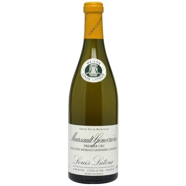 Meursault-Genevrières Chardonnay 2011