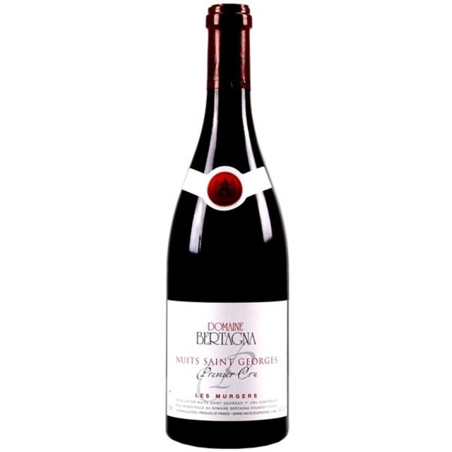 Les Murgers Nuits Saint Georges 1er Cru Pinot Noir 2010