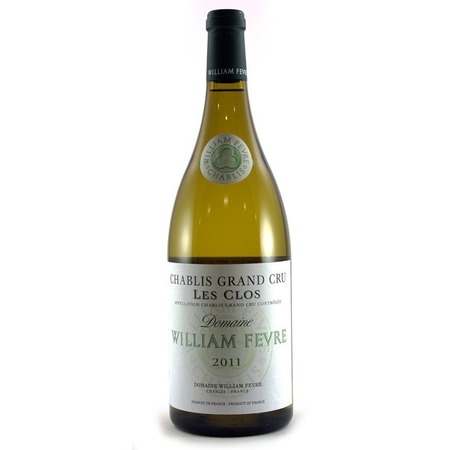 Domaine William Fèvre Les Clos Chablis Grand Cru Chardonnay 2011 (1500ml)