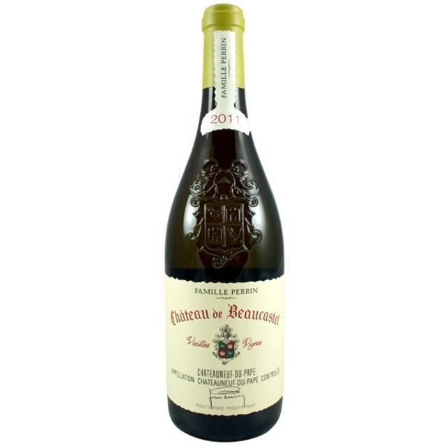 Vieilles Vignes Châteauneuf-du-Pape Roussanne 2011