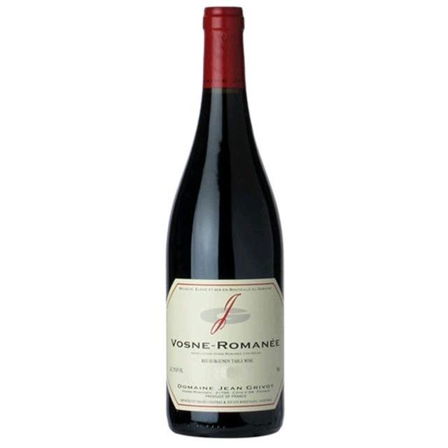 Vosne-Romanée Pinot Noir 2012