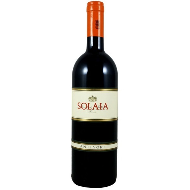 Solaia Super Tuscan Blend 2011