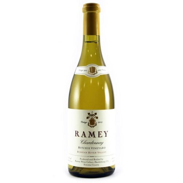 Ritchie Vineyard Chardonnay 2012