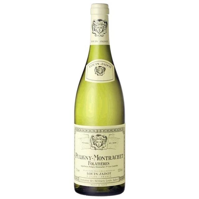 Les Folatières Puligny-Montrachet 1er Cru Chardonnay 2012