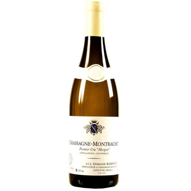 Morgeot Chassagne-Montrachet 1er Cru Chardonnay 2012
