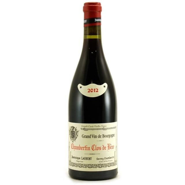 Grande Cuvée Vieilles Vignes Chambertin-Clos de Bèze Pinot Noir 2012