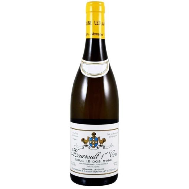 Sous le Dos d'Âne Meursault 1er Cru Chardonnay 2010