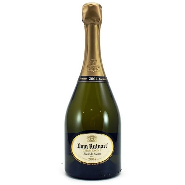 Dom Ruinart Brut Blanc de Blancs Champagne Chardonnay 2004