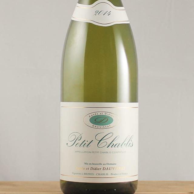 Petit Chablis Chardonnay 2014