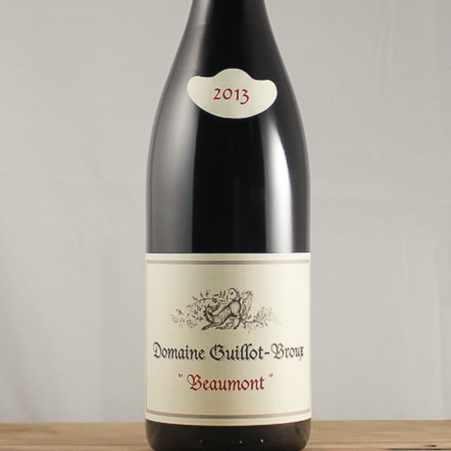 Beaumont Mâcon-Cruzille Gamay 2013