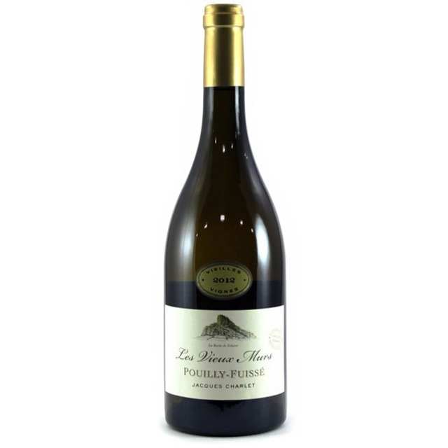 Les Vieux Murs Vieilles Vignes Pouilly-Fuissé Chardonnay 2012
