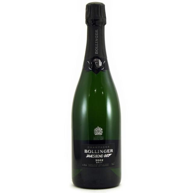 James Bond 007 Brut Champagne  2009